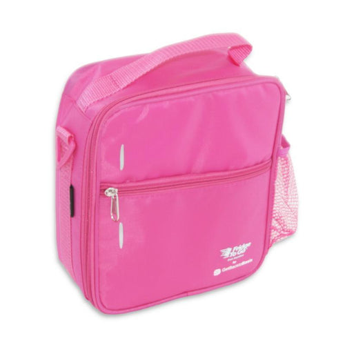 Fridge To Go Medium Lunch Bag Pink