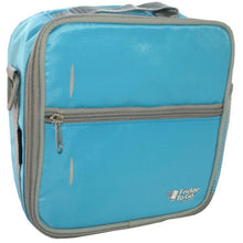 Load image into Gallery viewer, Fridge To Go Medium Lunch Bag Light Blue