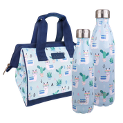 Sachi Insulated Lunch Bag - Drama Llamas