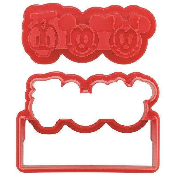 Create Your Own Edible Lunch Box Dividers (Baran) - Mickey Mouse