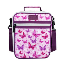 Load image into Gallery viewer, Sachi Insulated Lunch Tote - Butterfly