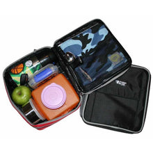 Load image into Gallery viewer, Fridge To Go Medium Lunch Bag Black