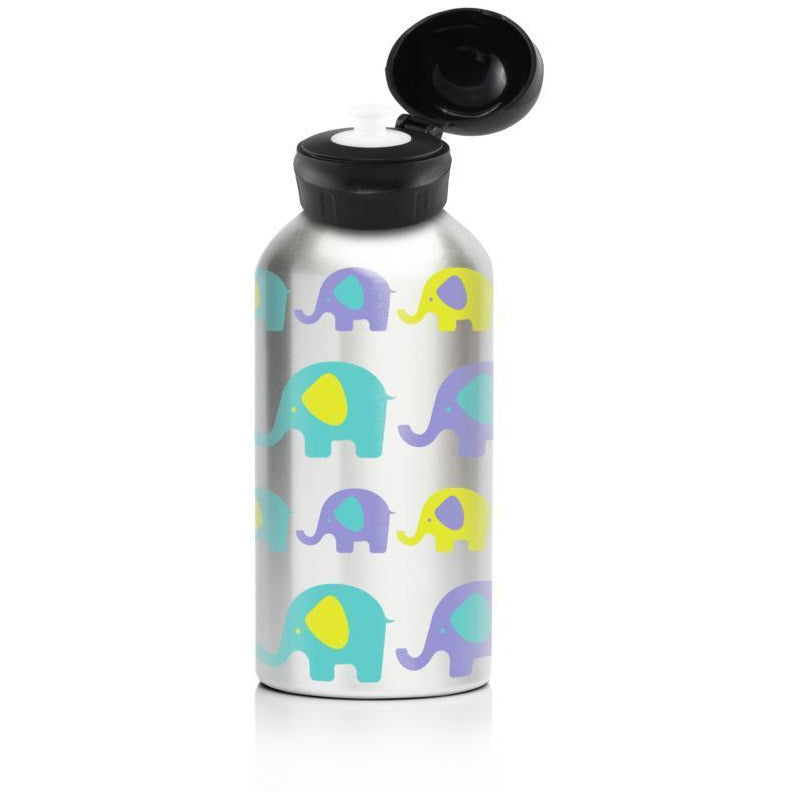My Family Stainless Steel 400ml Bottle - Elephant