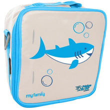 Load image into Gallery viewer, Fridge To Go My Family Lunch Bag - Shark