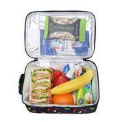 Load image into Gallery viewer, Sachi Insulated Lunch Tote - Tetrimino
