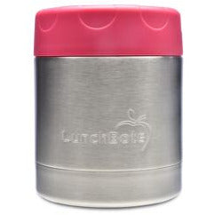 Lunchbots 8oz Insulated Thermal Container - Pink