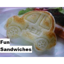 Load image into Gallery viewer, Tomica Sandwich Cutter