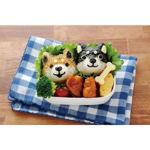Puppy Rice Mould Set