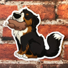 Sticker: Hungry Berner