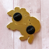 Bumble Berner Bee - Cozy Canine Hard Enamel Pin