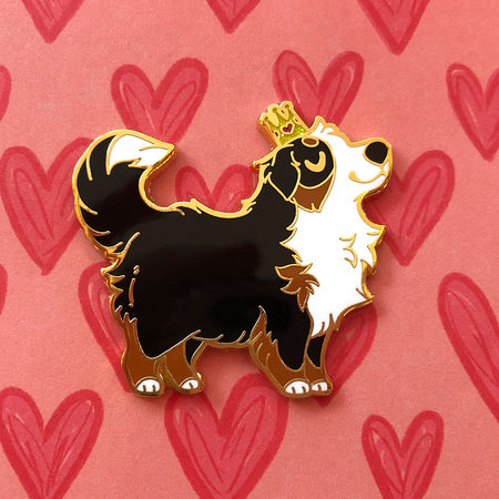 Royal Berner - Hard Enamel Pin