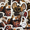 Sticker: Painted Dog