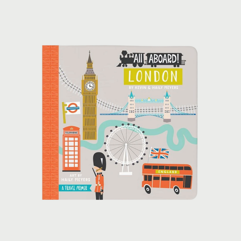 All Aboard London: A Travel Primer