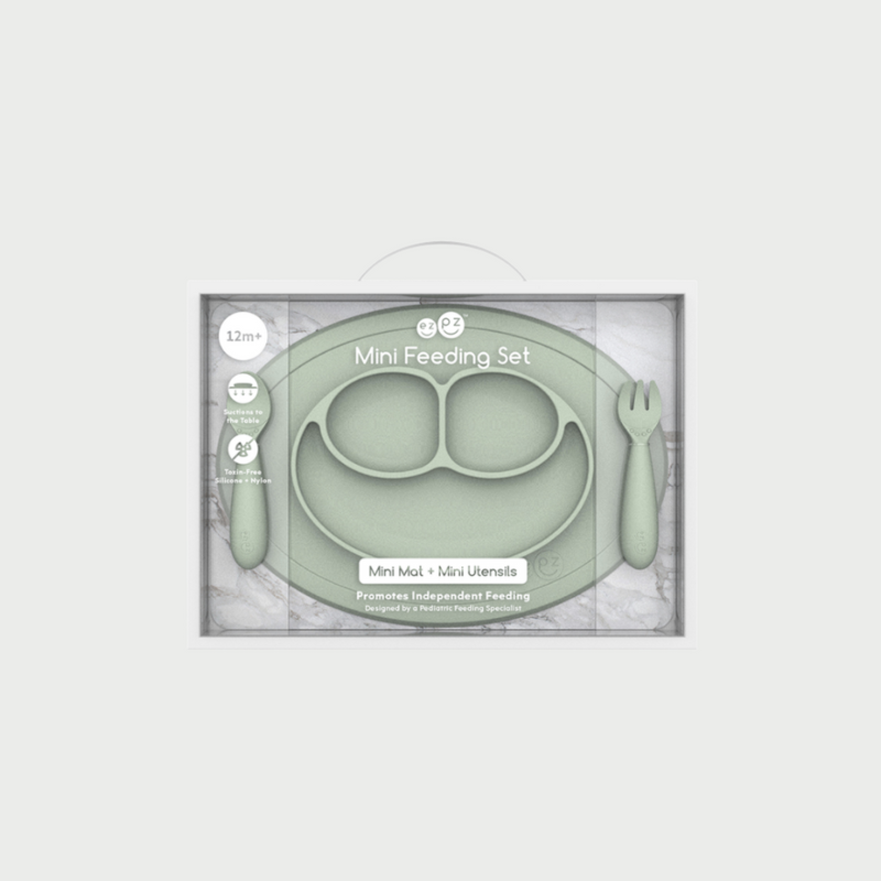 Sage Mini Feeding Set