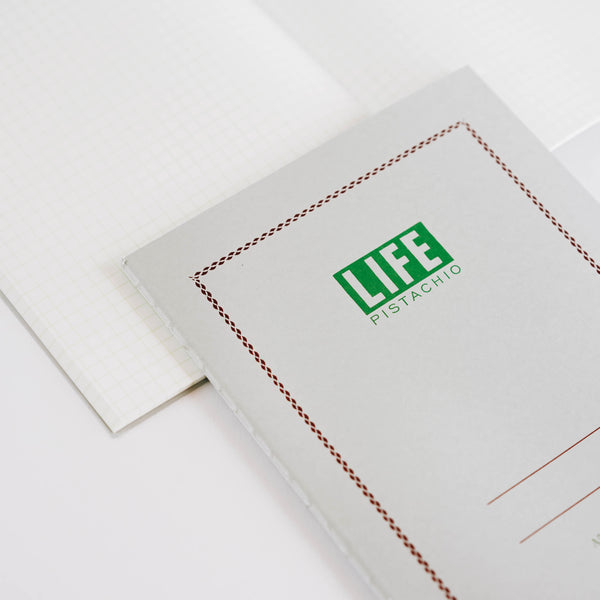 Life Notebook - Green