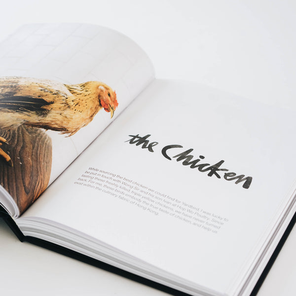 Chicken and Charcoal Cookbook