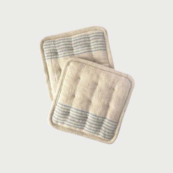 Agarian Linen Pot Holders