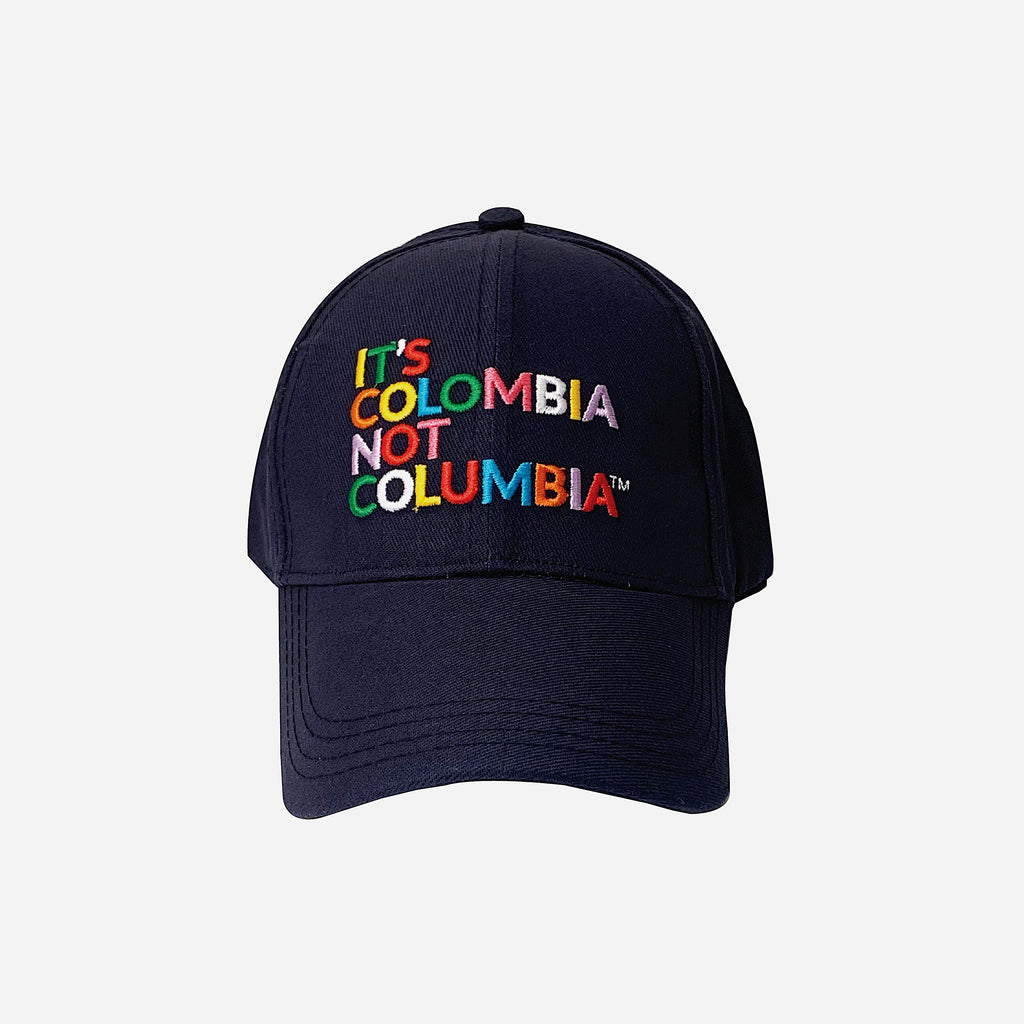 It's Colombia Not Columbia Icon-Cap