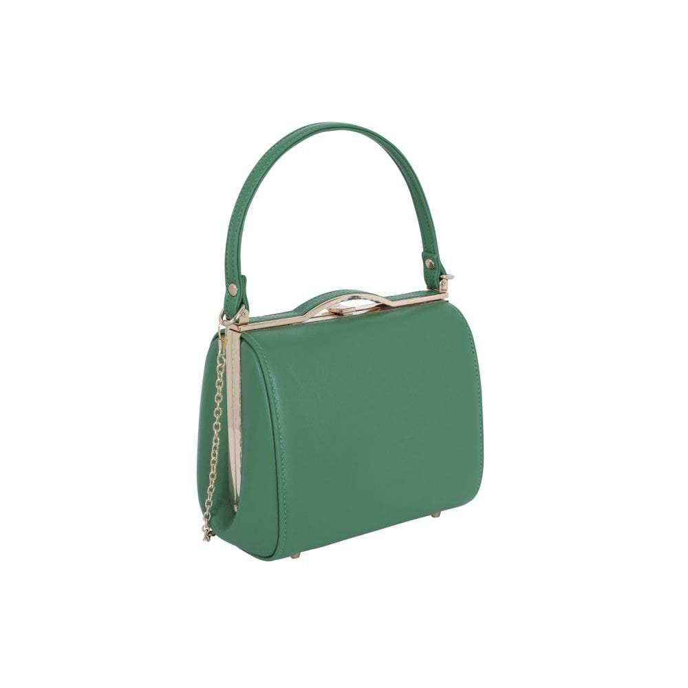 Collectif Accessories Carrie Bag-Green-Vendemia
