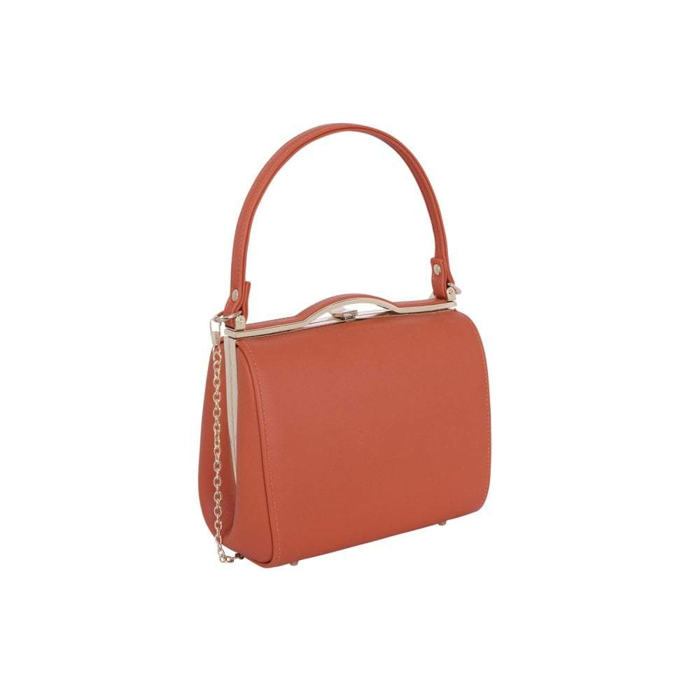 Collectif Accessories Carrie Bag-Orange-Vendemia