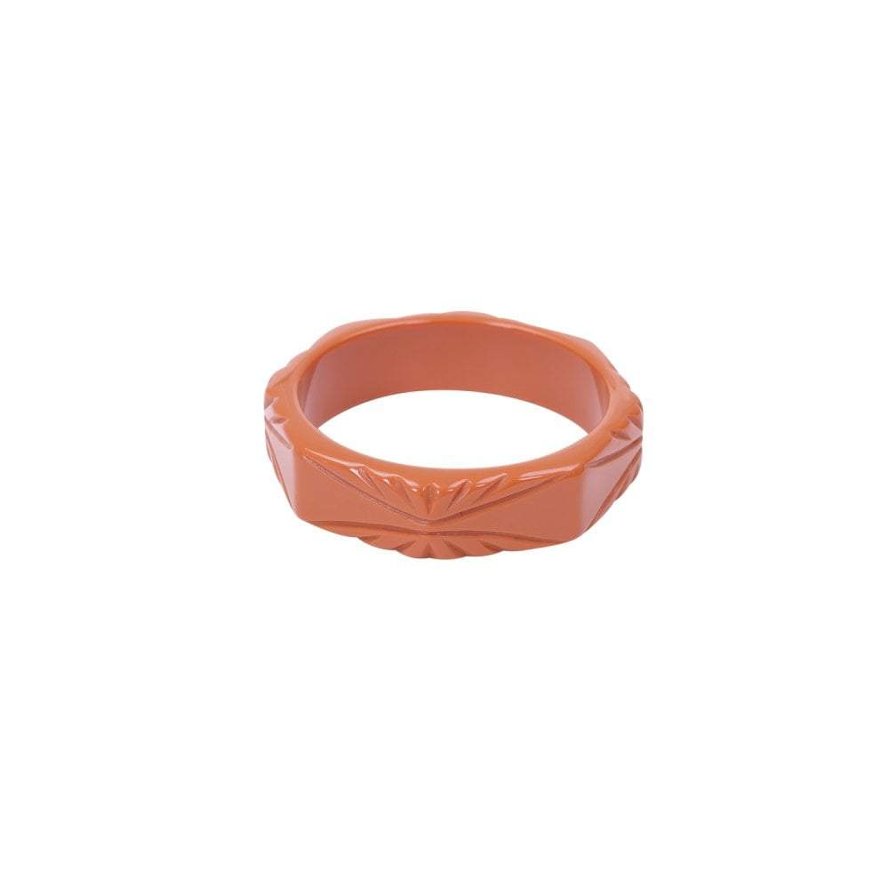 Collectif Accessories Olivia Carved Bangle