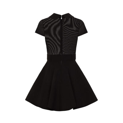 Collectif Mainline Adore Skater Dress-Vendemia