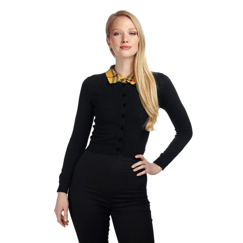 Collectif Mainline Millicent Clueless Cardigan-Vendemia