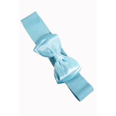 Dancing Days by Banned Bella Belt-Baby Blue-Vendemia