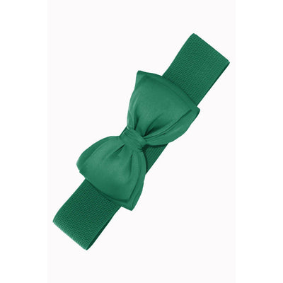 Dancing Days by Banned Bella Belt-Green-Vendemia