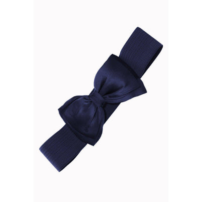 Dancing Days by Banned Bella Belt-Navy-Vendemia
