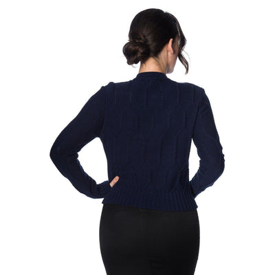 Dancing Days Midnight Daze Cardigan-Vendemia