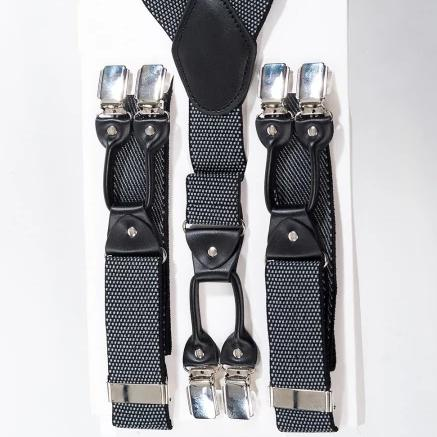 Dancing Days Rockabilly Braces Black-Black-Vendemia