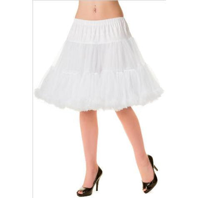 Dancing Days Walkabout Petticoat-White-Vendemia