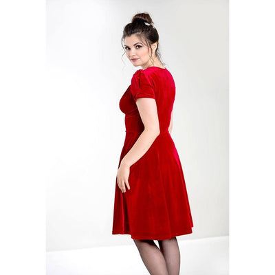 Hell Bunny Joanne Dress-Vendemia