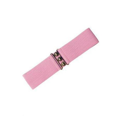 Hell Bunny Retro Belt-Dolly Pink-Vendemia