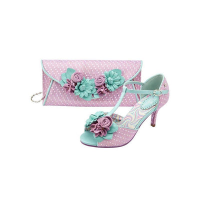 Joe Browns Couture All Things Nice Shoes Lilac-Vendemia