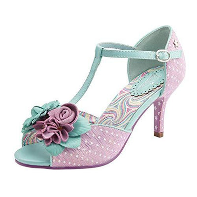 Joe Browns Couture All Things Nice Shoes Lilac-Purple-Vendemia