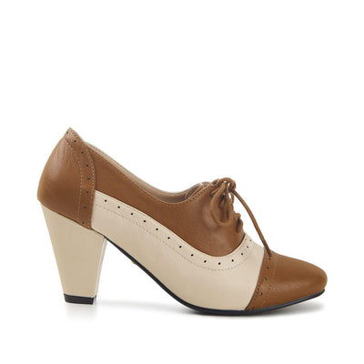 Lulu Hun Elizabeth High Heel Shoes-Vendemia