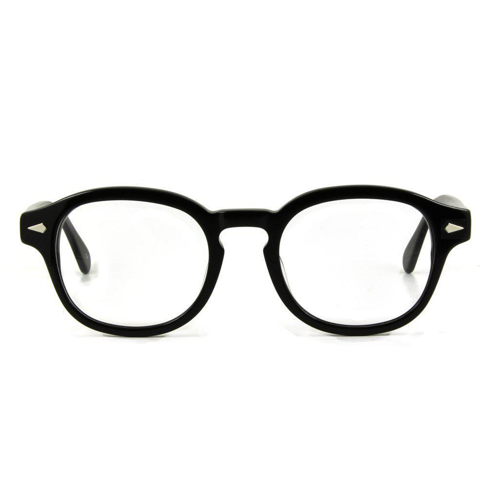 Retropeepers Ace Glasses Black-Black-Vendemia