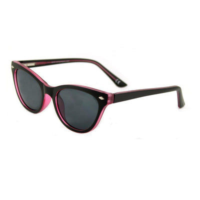 Retropeepers Belle Glasses Black Pink-Black/Pink-Vendemia