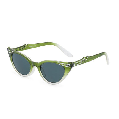 Retropeepers Betty Glasses Graduated Green-Vendemia
