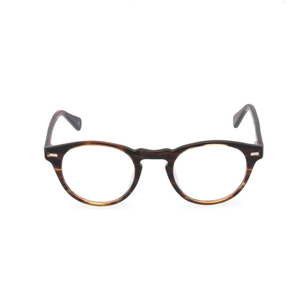 Retropeepers Henry Glasses Havana Amber-Brown-Vendemia