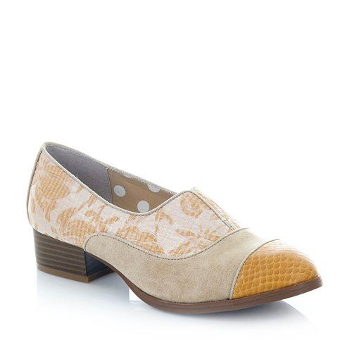 Ruby Shoo Brooke (Sand) Shoes-Vendemia