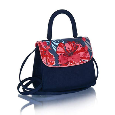 Ruby Shoo Santiago Bag Coral-Multi Coloured-Vendemia
