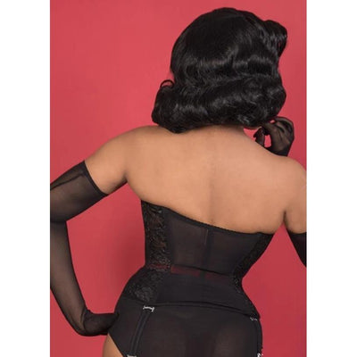 What Katie Did Lulu Noir Merry Widow L6102-Vendemia