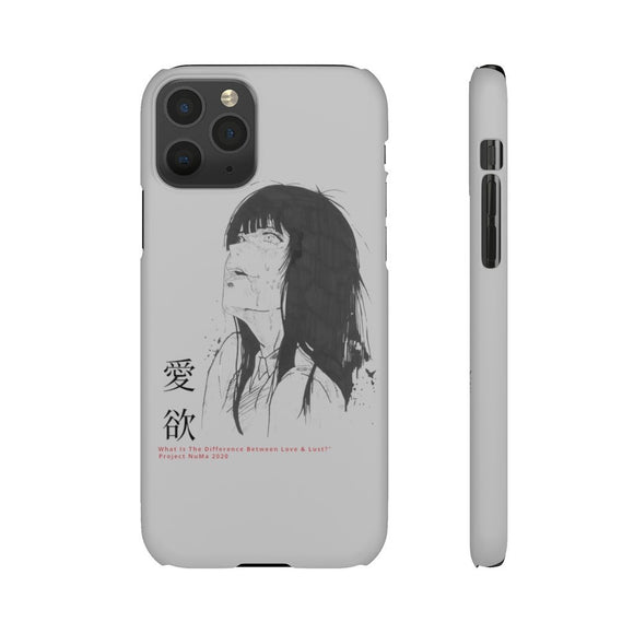 sin of lust phone case