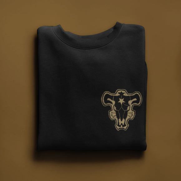 Black Bulls (Lowkey) - T-Shirt - Project NuMa - T-Shirt