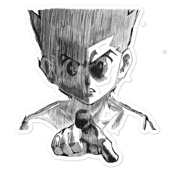 Gon HxH Sticker - Project NuMa - Stickers