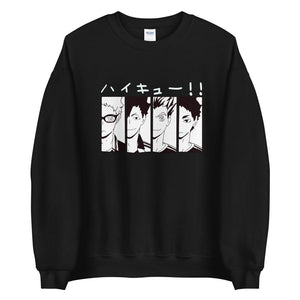 Haikyu!! - Sweatshirt - Project NuMa - Sweatshirt