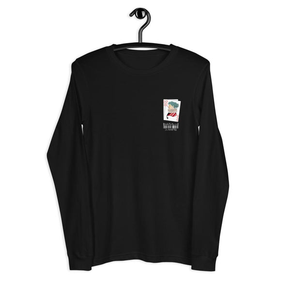 Hisoka Joker Long Sleeve Tee - Project NuMa - Long Sleeve